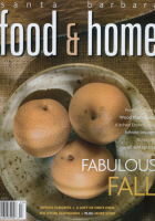 Santa Barbara Food & Home Article (10/01/2005)